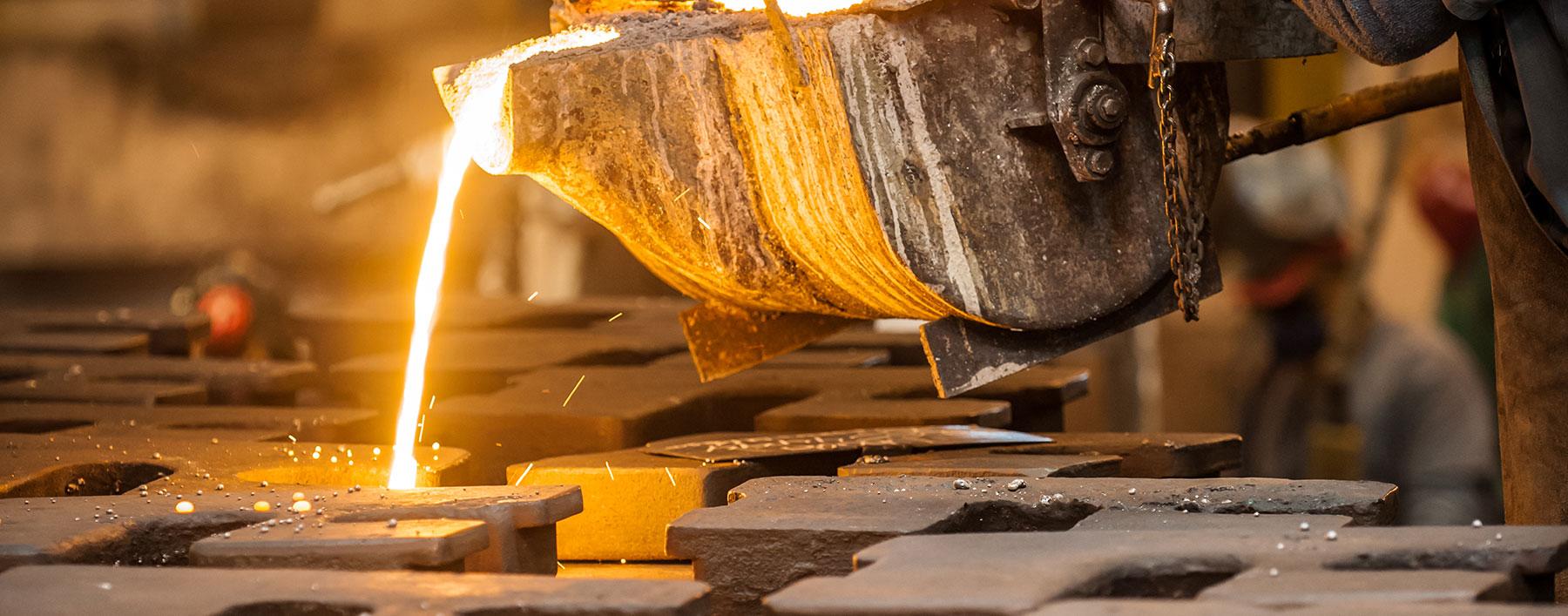 LEPE - Qualidade na Fundição de Ferro Cinzento, Nodular e Ligados